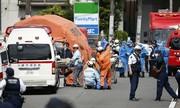 تصاویر | حمله خونین با چاقو به کودکان دبستانی در کاوازاکی ژاپن