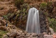 آبشار چکان، جلوه زیباییهای بیپایان استان لرستان