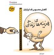 چرا قد ایرانیها کوتاه شده؟!