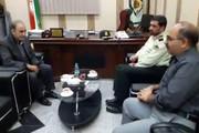 فیلم | گزارش عجیب صداوسیما از لحظه بازجویی نجفی در پلیس آگاهی