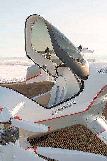 تاکسی پرنده شرکت ایرباس