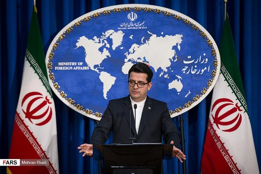 Iran dismisses US rhetoric, monitoring US change of stance