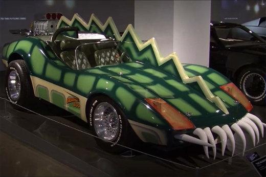 فیلم | خودروهای «مدمکس» و «جنگ ستارگان» در نمایشگاهی در «لسآنجلس»