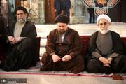 تصاویر | مراسم شب قدر با حضور سیاسیون در حرم مطهر امام خمینی(ره)