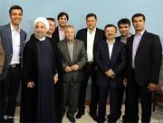 عکس | دفتر  رئیسجمهور عادل فردوسیپور را به افطاری دعوت کرد