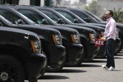 تصاویر | مزایده خودروهای لوکس قاچاقچیان مواد مخدر در مکزیک