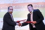 تصاویر | ویلموتس رسما سرمربی تیم ملی شد
