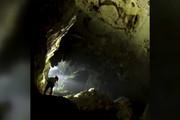 فیلم | بزرگترین غار جهان که از حد تصور ما خارج است