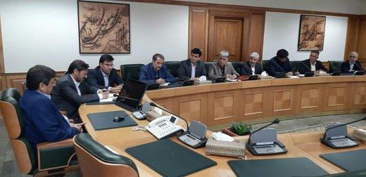 دیدار استاندار سمنان با رئیس کل بانک مرکزی ایران