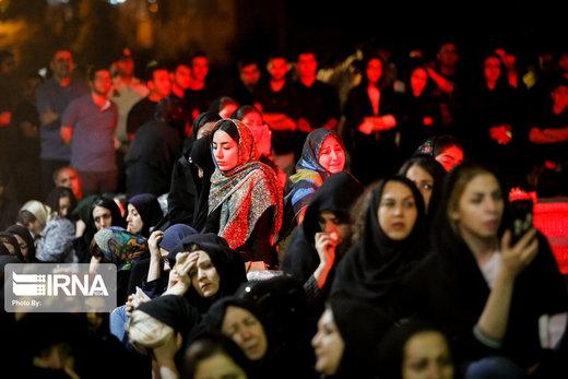 احیاء شب بیست و سوم ماه رمضان در خانه هنرمندان