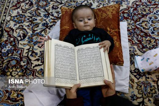 احیاء شب بیست و سوم ماه رمضان در مسجد جامع کرمان