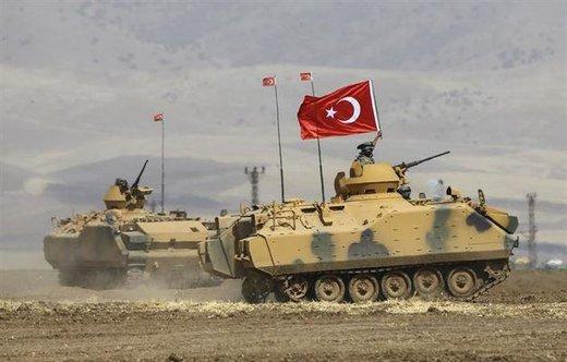 خیز ترکیه برای ادامه عملیات نظامی در شمال عراق