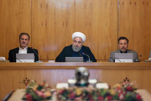 روحانی:آمریکاییها به تعهدات پایبند باشند، راه به رویشان بسته نیست