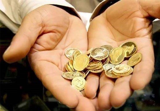 مقاومت سکه در برابر ریزش/ طلا گرمی ۴۱۱.۰۰۰ تومان شد