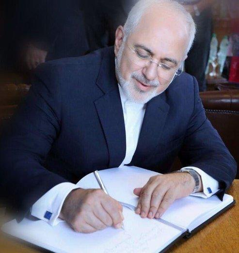 ظریف به همتای لبنانی و دبیرکل حزبالله پیام فرستاد