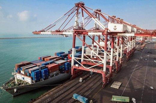 ۴۰۰.۰۰۰ تن کالای اساسی در بزرگترین بندر تجاری کشور تخلیه شد