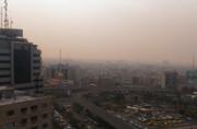 افزایش غلظت آلاینده ازن در تهران