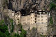 صومعه سوملا در ترابزون ترکیه برای بازدید عموم گشایش یافت