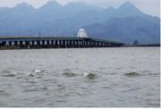شروع تبخیر و کاهش تراز دریاچه ارومیه