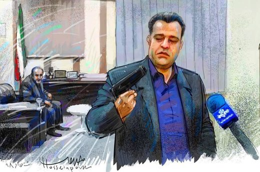 حسادت رسانهای؛ پاسخ سیما به قاب انتقادبرانگیز نجفی در مقام قاتل!
