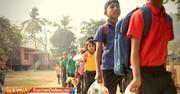 تصاویر | دریافت زباله به جای شهریه مدرسه در هند