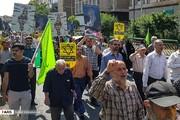 عکس | ترامپ از جرثقیل آویزان شد/ پای پادشاه عربستان به خیابانهای تهران باز شد/ حاشیههای روز قدس