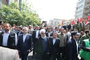 'Deal of the Century' will not succeed: Pres. Rouhani