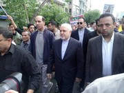 Zarif urges Arab rulers to support Palestine instead of raving about Iran