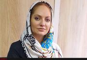عکس | مهناز افشار به ایران بازگشت