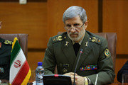 Iran's defense chief says US coalition to cause regional insecurity