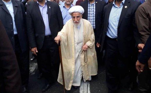 إعادة انتخاب آية الله جنتي رئيساً لمجلس صيانة الدستور