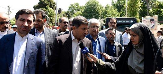 استاندار البرز: ملت ایران ظلم نمیپذیرد و حامی مظلومان جهان است