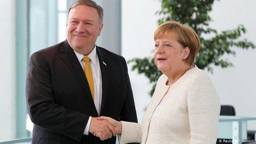 پمپئو خواستار حمایت کشورها از تحریمهای آمریکا علیه ایران شد