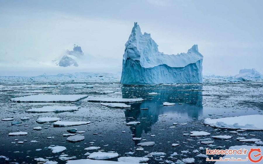 5201398 - دانستنی های جالبی درباره قاره قطب جنوب