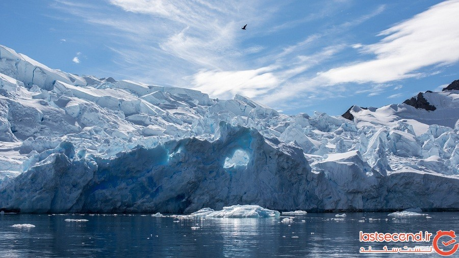 5201399 - دانستنی های جالبی درباره قاره قطب جنوب