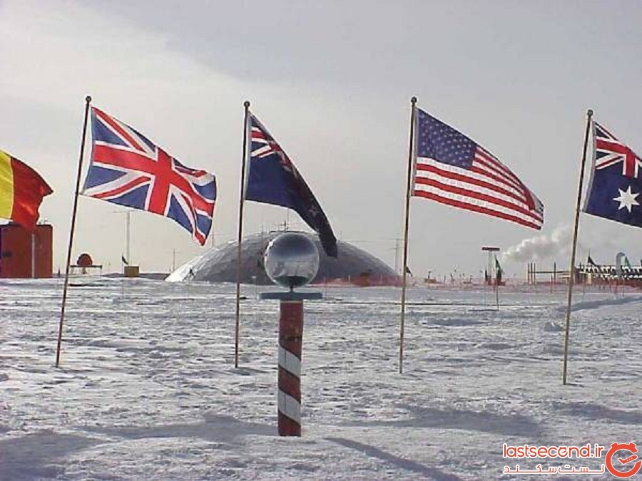 5201407 - دانستنی های جالبی درباره قاره قطب جنوب