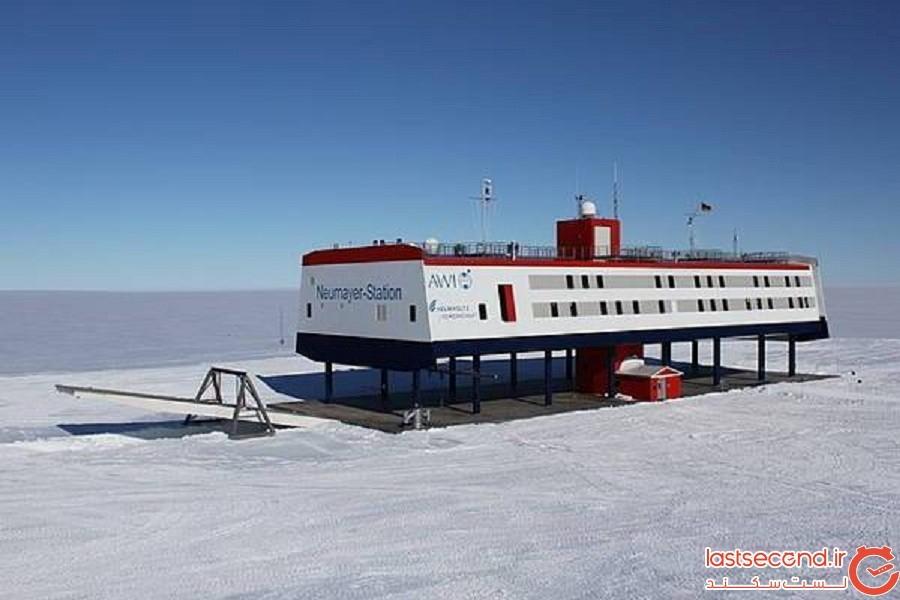5201409 - دانستنی های جالبی درباره قاره قطب جنوب