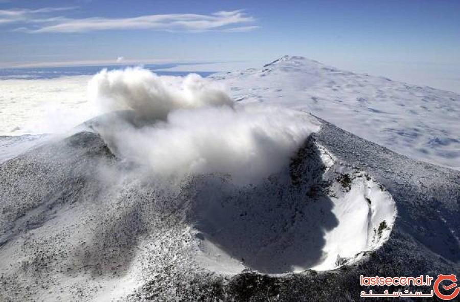 5201410 - دانستنی های جالبی درباره قاره قطب جنوب