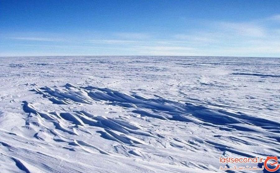 5201411 - دانستنی های جالبی درباره قاره قطب جنوب