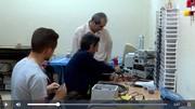 دستگاه تفکیک فلز در تبریز ساخته شد