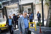 تصاویر | حواشی جلسه دادگاه محمدرضا خاتمی