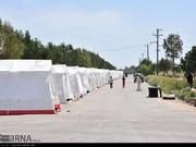 اردوگاههای سیلزدگان در خوزستان جمعآوری شد