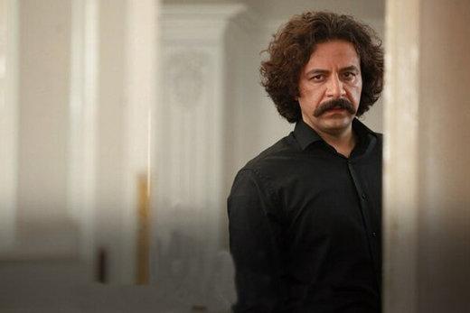 حسام منظور با شهاب حسینی همبازی شد