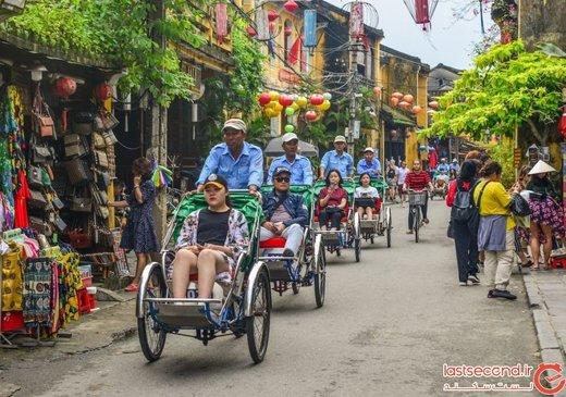 سفر با ۶ مورد از غیر معمولترین روشهای حمل و نقل در دنیا
