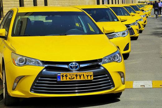 نوسازی ۱۴۰.۰۰۰ تاکسی فرسوده در پایتخت