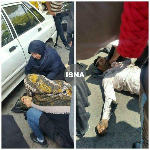 ماجرای شلیک هوایی مقابل دادگستری اصفهان چه بود؟
