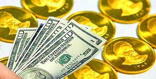 ادامه ارزانی در بازار طلا و سکه