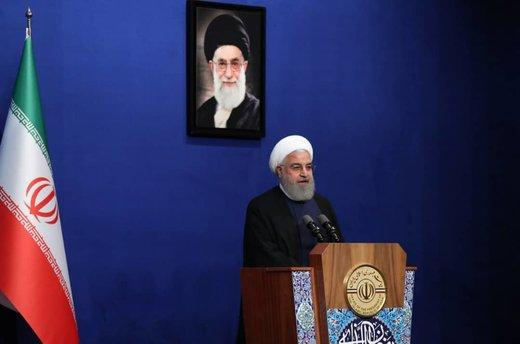 روحاني: شعبنا سيفرض التراجع على العدو حتى الانتصار النهائي
