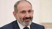 نخستوزیر ارمنستان وارد تهران شد
