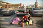 تصاویر | چشم انتظاران فینال جام حذفی